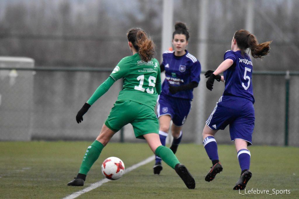2018-01-20 RSC And2018-01-20 RSC Anderlecht - Miecroob Aerlecht - Miecroob A